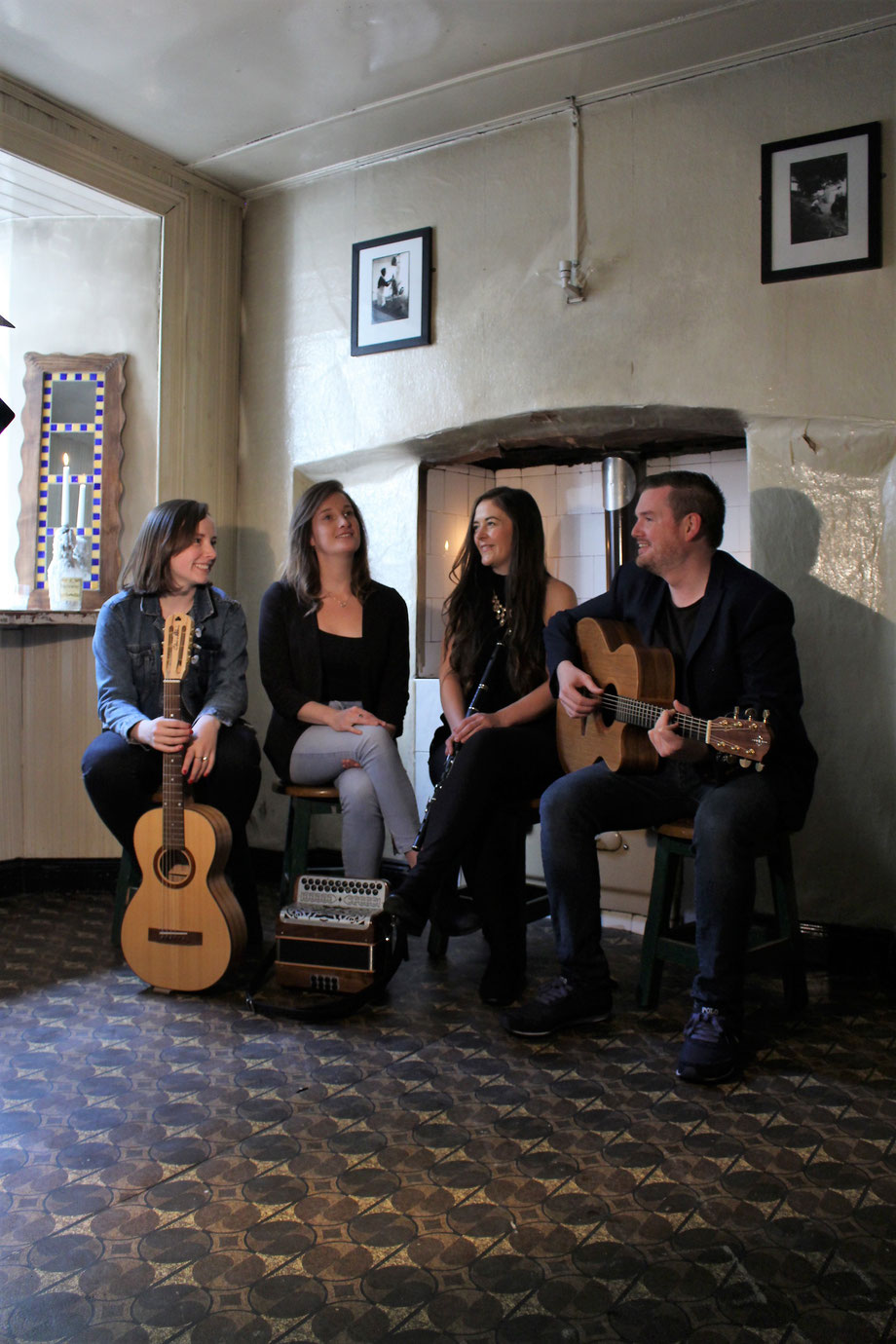 Dingle Folk Fest Tour