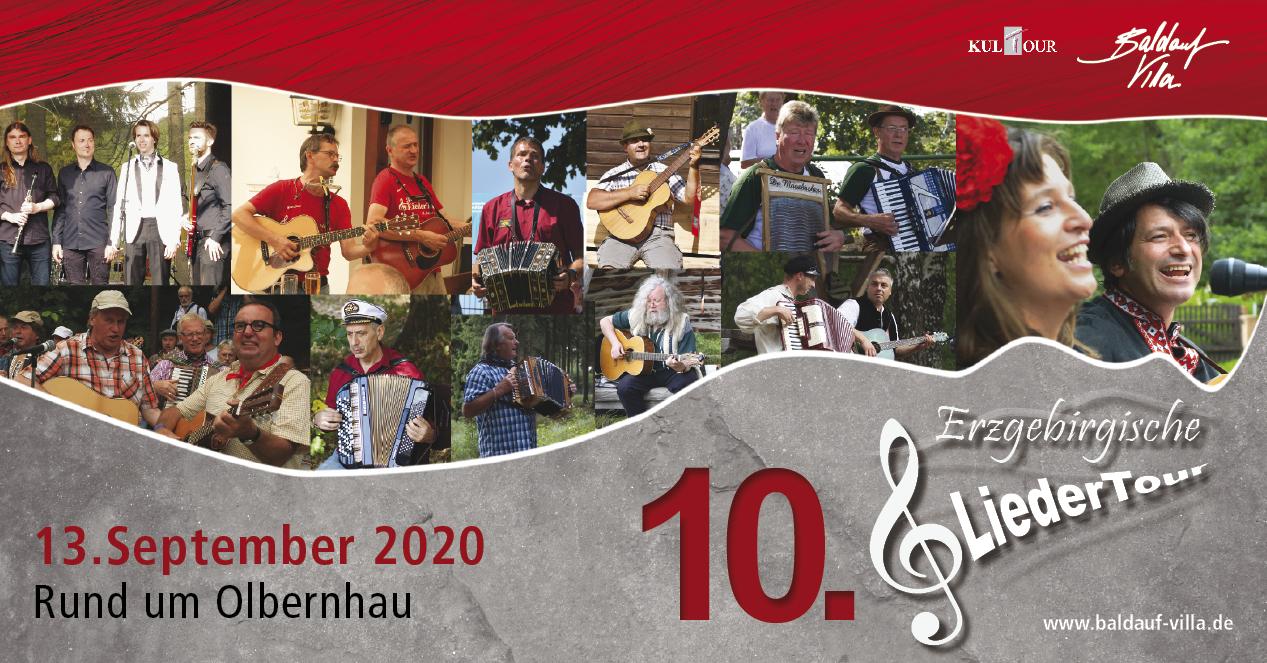 10. Erzgebirgische LiederTour